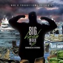 Kushman Ballin - Big Kush On Deck 2 mixtape cover art