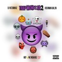 KushMan Ballin - Trap Monstar 2 mixtape cover art