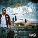 Lotice - Back To Business mixtape cover art