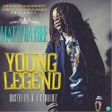 Matti Baybee - Young Legend mixtape cover art