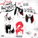 Matti Baybee - Young Legend 2 mixtape cover art