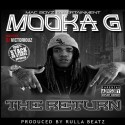 Mooka G - The Return mixtape cover art