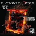 Taz - The Introduction Before And After mixtape cover art