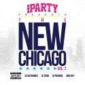 The New Chicago 2 mixtape cover art