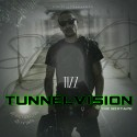 Tizzleman - Tunnel Vision mixtape cover art