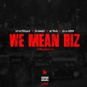 WeMeanBiz mixtape cover art