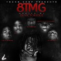 Young Chop Presents 8TMG mixtape cover art