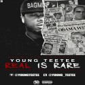 Young TeeTee - Real Is Rare mixtape cover art