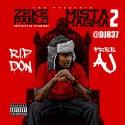 Zeke Pablo - Mista Magma 2 mixtape cover art