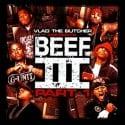 Beef III Pt. 1 mixtape cover art