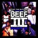 Beef III Pt. 2 mixtape cover art