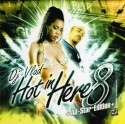 Hot In Here 8 (All Star Edition) mixtape cover art