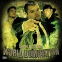 Madison X - World Domination mixtape cover art