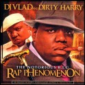 Rap Phenomenon mixtape cover art