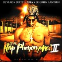 Rap Phenomenon II mixtape cover art
