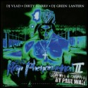 Rap Phenomenon II (Screwed & Chopped by Paul Wall) mixtape cover art