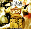 UGK - Pocket Full Of Stones mixtape cover art