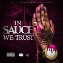 Sauce Twinz - In Sauce We Trust mixtape cover art