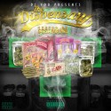 The Dispensary (Hosted By Sosamann) mixtape cover art