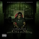 IceWear Vezzo - The City Is Mine mixtape cover art