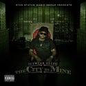 IceWear Vezzo - The City Is Mine mixtape cover art