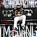 Money King - I'm Living mixtape cover art