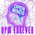 Open Minds - OPM Forever mixtape cover art