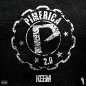 Keem - Pimerica 2.0 (Drugs, Money & Hip-Hop) mixtape cover art