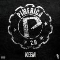 Keem - Pimerica 2.0 (Drugs, Money & Hip-Hop) mixtape cover art