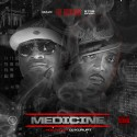 Rock Mob - Medicine mixtape cover art
