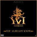YAK - You Already Know mixtape cover art