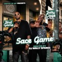 Bird Game & Fatty Cage - Sace Game mixtape cover art