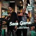 Bird Game & Fatty Cage - Sace Game mixtape cover art