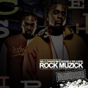 The Clipse - Rock Muzick mixtape cover art