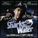 BME Recordings Presents: Sharks In The Water (Hosted by Bohagon) mixtape cover art
