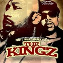UGK - The Kingz (Southern Conference Special Ed.) mixtape cover art