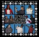 Brazil Street Hustlaz mixtape cover art