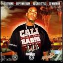 Cali Untouchable Radio 16 (The Game Returns) mixtape cover art