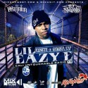 Lil' Eazy E - Rebirth Of Gangsta Rap mixtape cover art