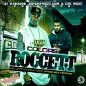 Roccett - Colors mixtape cover art