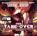 Young Joker - Tha Take Over mixtape cover art