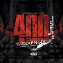 400: Gang Of New York mixtape cover art