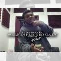 Chuck Stick'Em - Self Inflicted Gain mixtape cover art