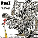 Day1 - Trapman mixtape cover art