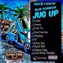 Day1 & P.Martin - Blue Franklin Jug Up mixtape cover art