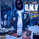 Dopamean Brick - DMV (Drugs Money Violence) mixtape cover art
