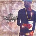 King Reefa - In Stax We Trust mixtape cover art
