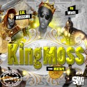 LilMossSMG - King Moss mixtape cover art