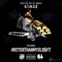 Mo-EL - #BTMOS mixtape cover art