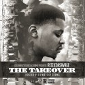 ReezieDa$avage - The Takeover mixtape cover art